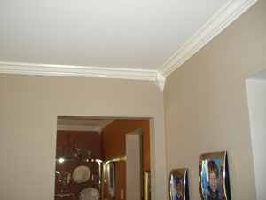 ceilings installation